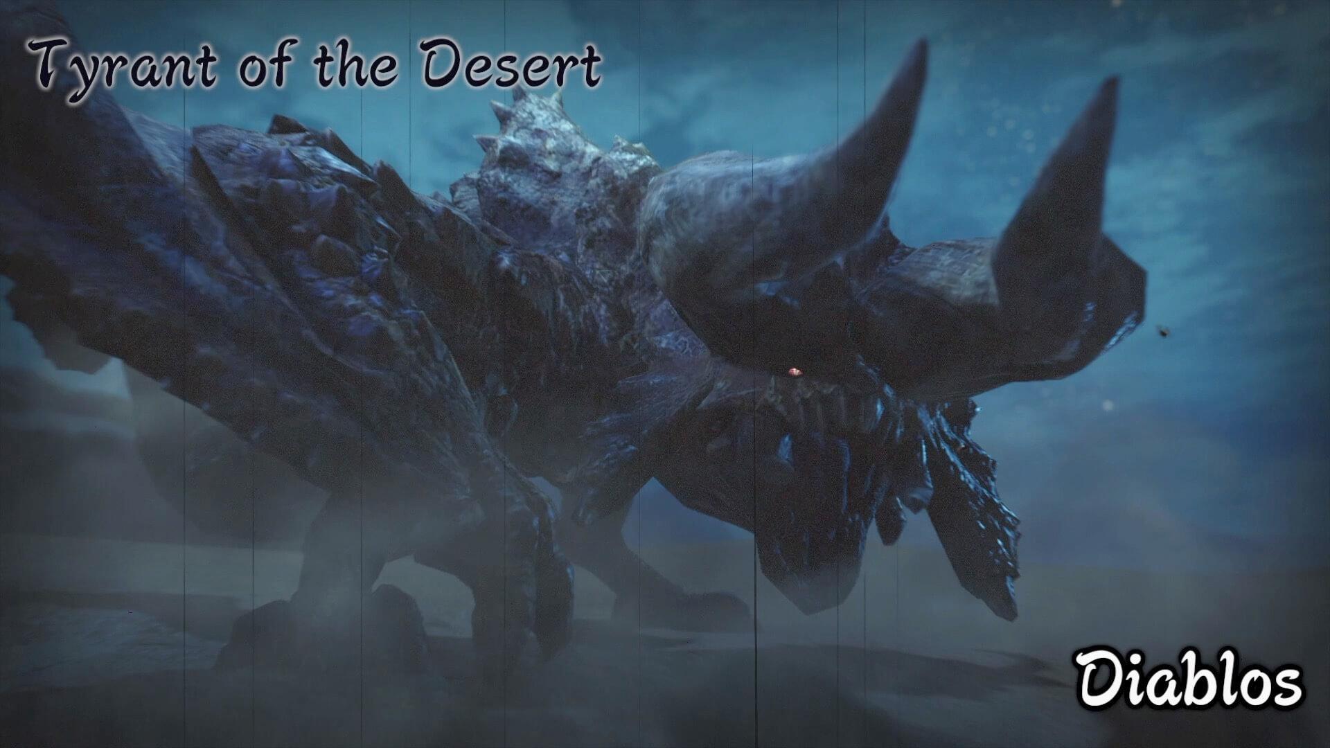 Tyrant of the Desert