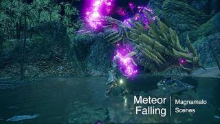 Магнамало - Падающий Метеорит