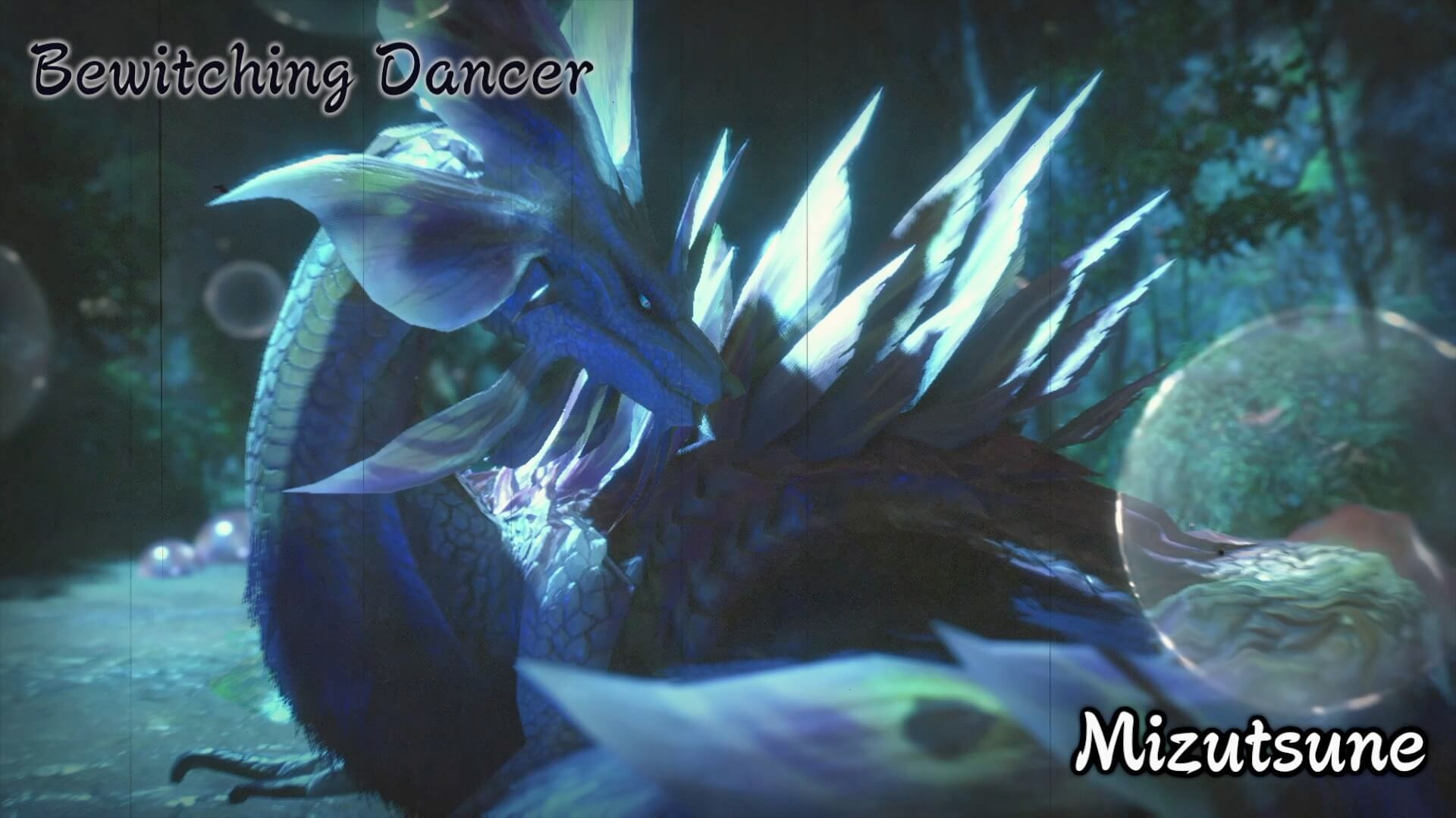 Bewitching Dancer