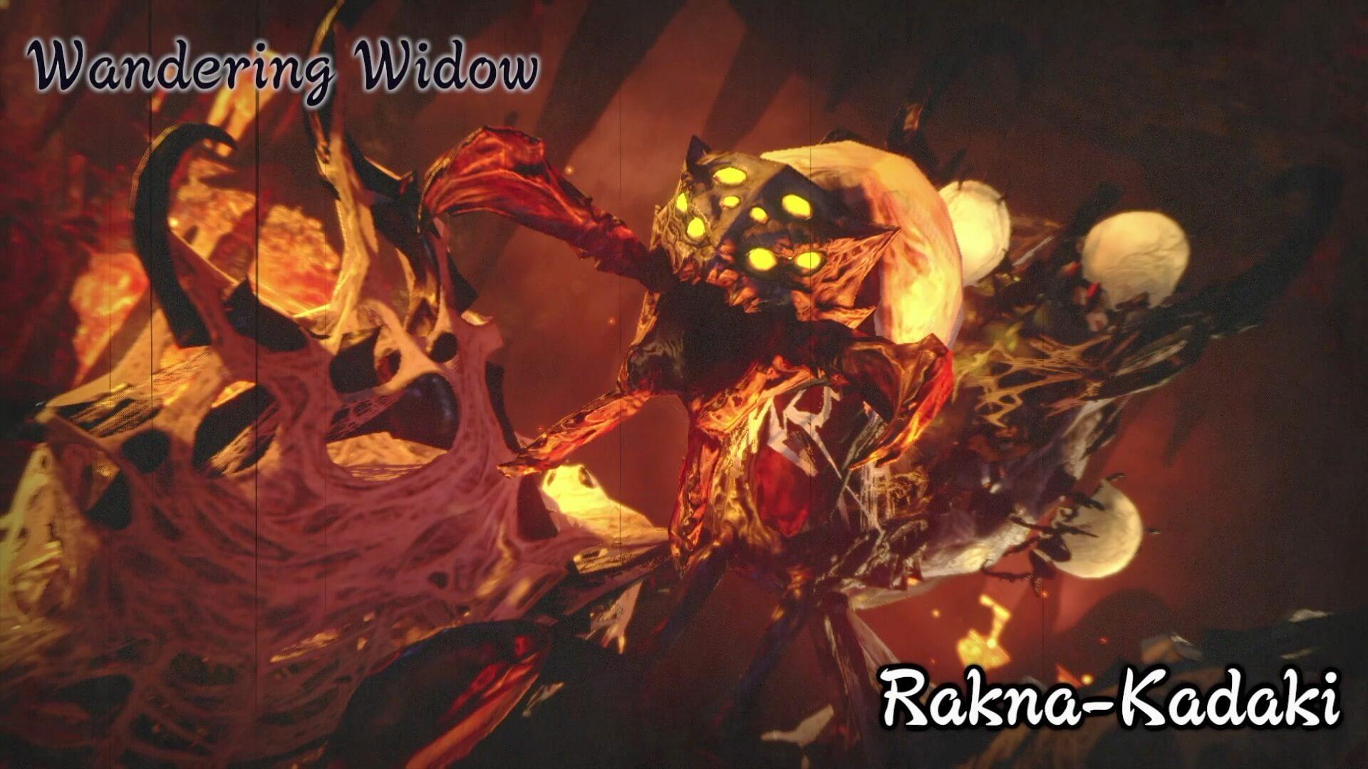 Wandering Widow