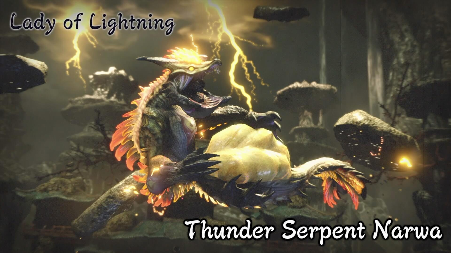 Lady of Lightning
