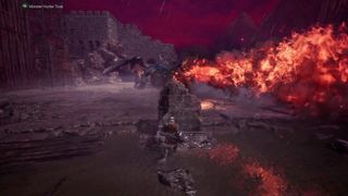 Fire Breath of Fatalis