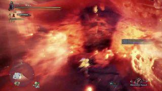 Гигантская Огненная Волна Фаталиса