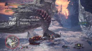 Рогатый Банбаро
