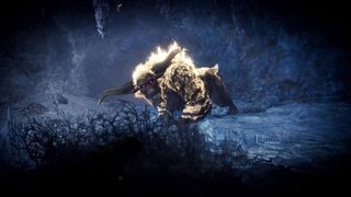 Hide and Seek with Furious Rajang