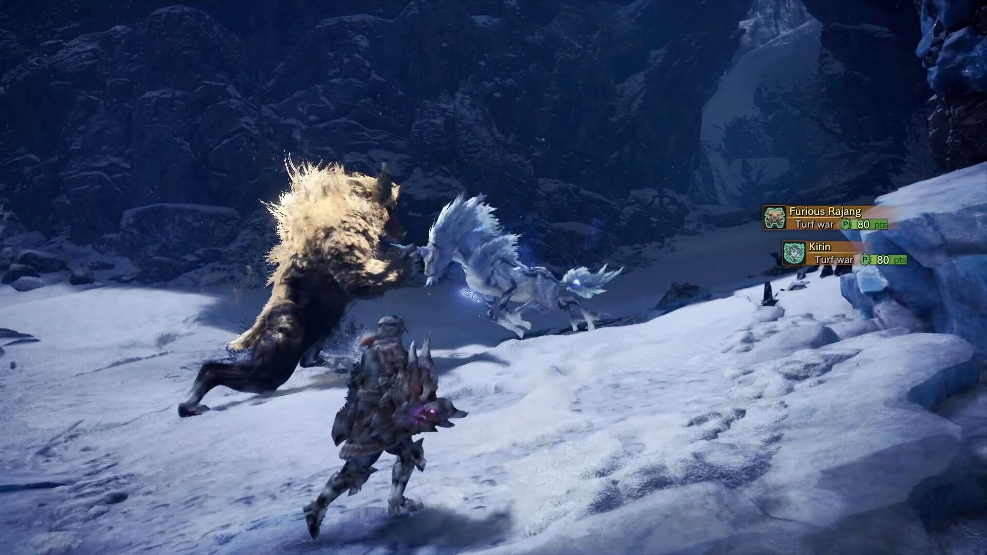 Electric Appetite of the Furious Rajang