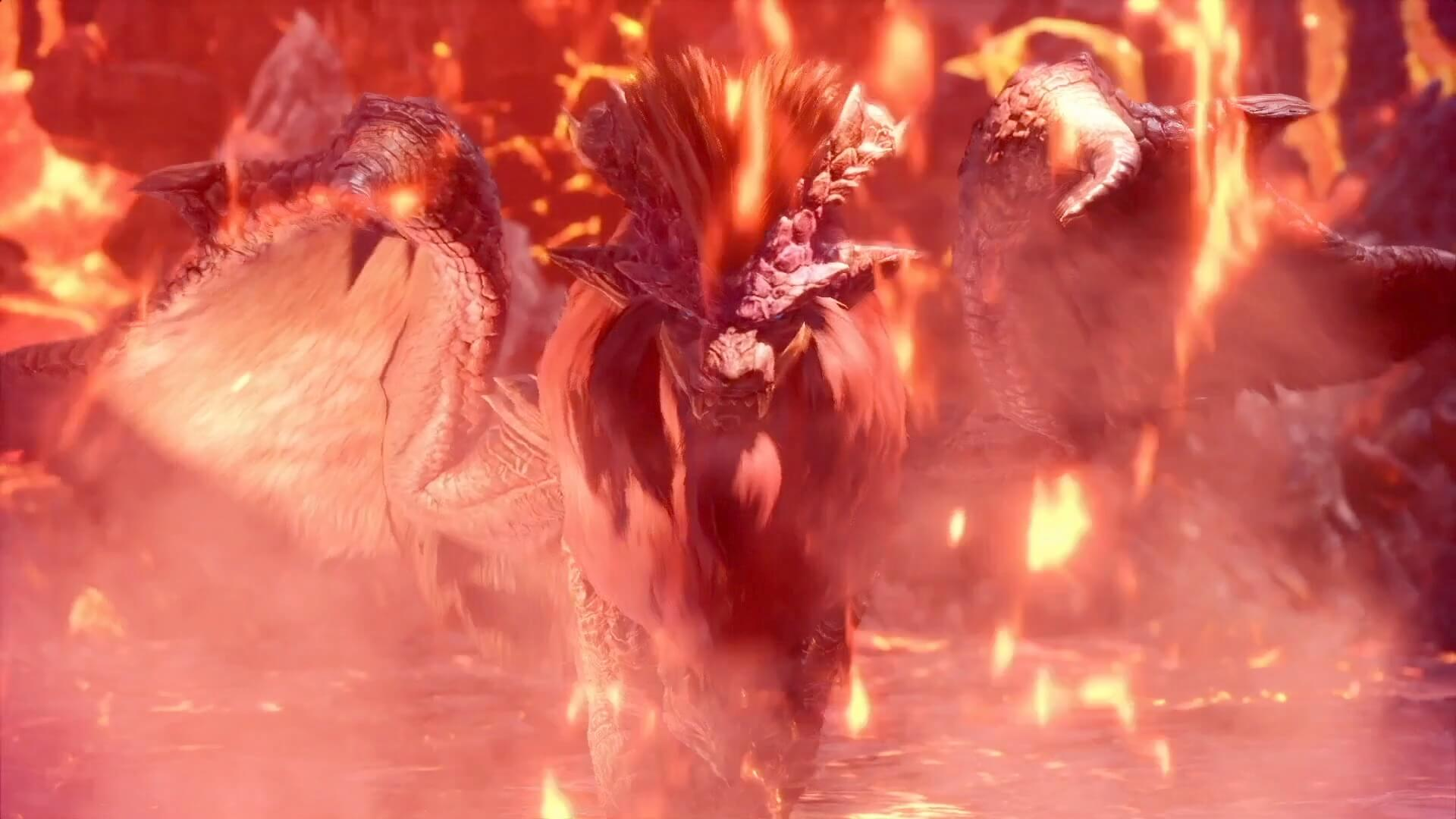 Teostra the Infernal