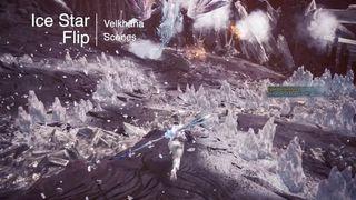 Velkhana's Ice Star Flip