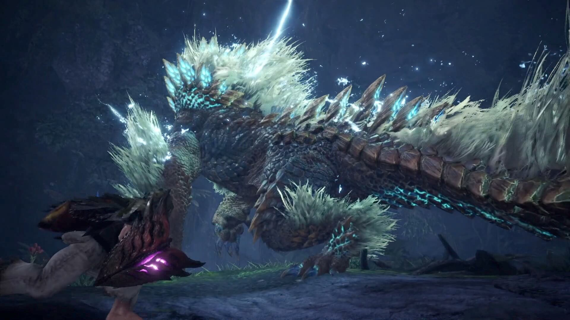 Charged State of Zinogre