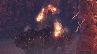 Zorah Magdaros's Initial Energy Charge
