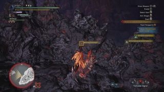 Mining Ore on the Shell of Zorah Magdaros