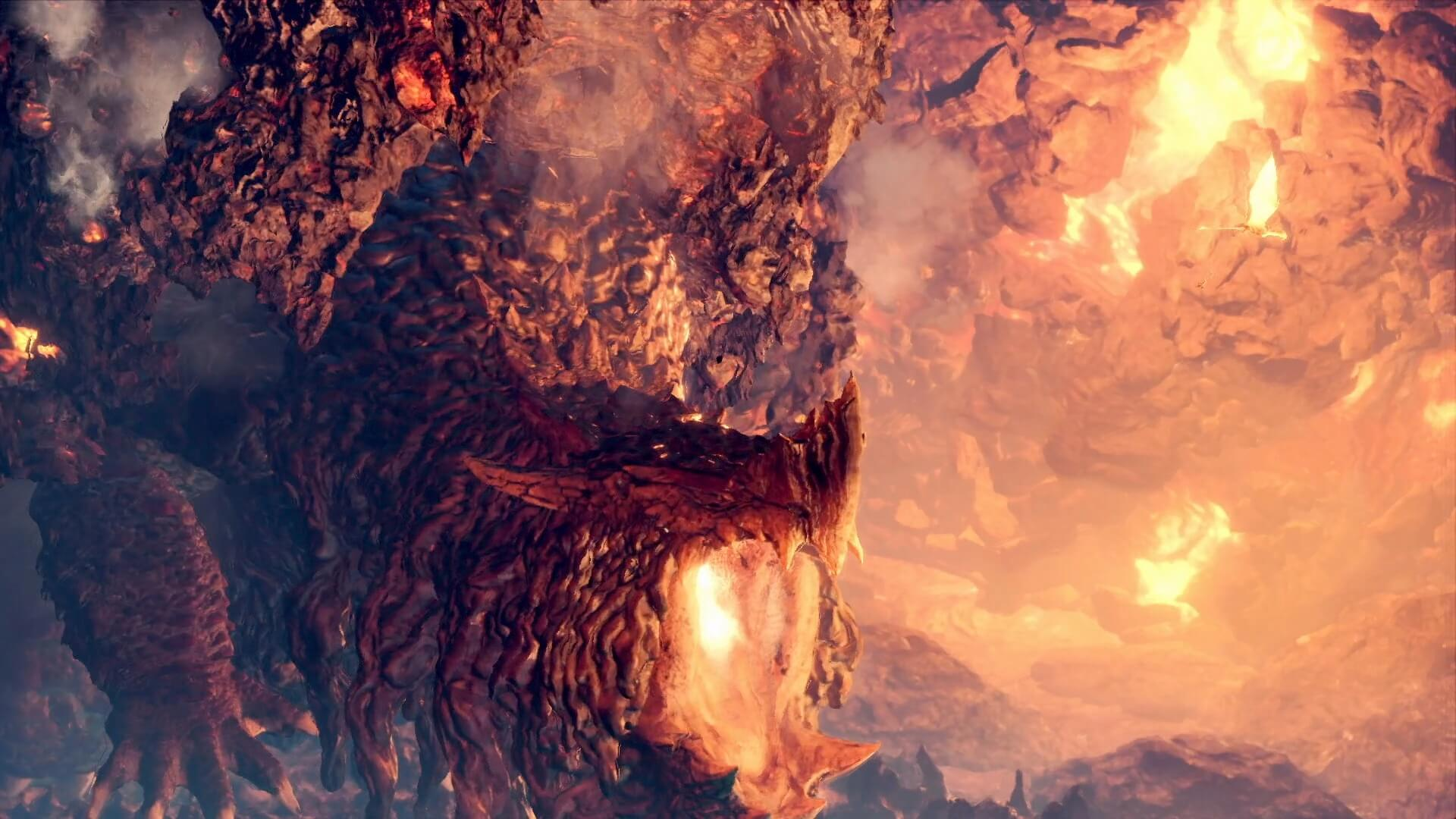 The Volcanic Colossus