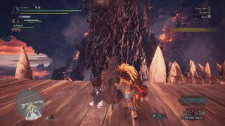 Cannon Fight with Zorah Magdaros