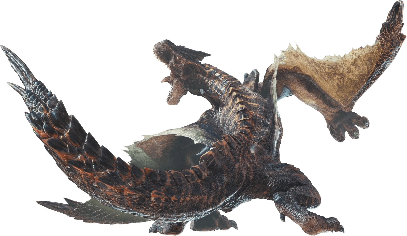 Brute Tigrex Big Image