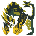 Raging Brachydios Icon